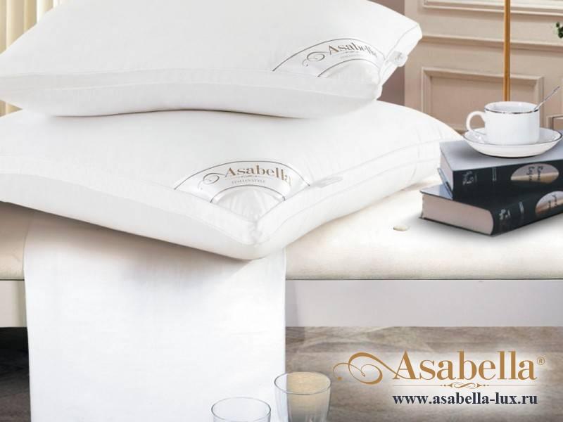 Подушка комфорель упругая Asabella P-9 (размер 70х70 см)