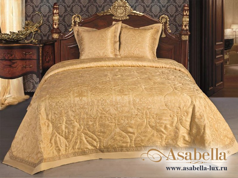 Покрывало Asabella 661 (размер 240х260 см + 2 наволочки 50х50 см)