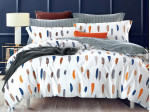 Комплект постельного белья Asabella 1004 (размер евро)