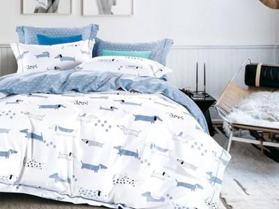 Комплект постельного белья Asabella 101-4XS (размер 1,5-спальный)