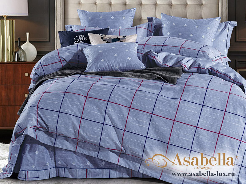 Комплект постельного белья Asabella 1014 (размер 1,5-спальный)