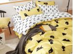Комплект постельного белья Asabella 1017-4S (размер 1,5-спальный)