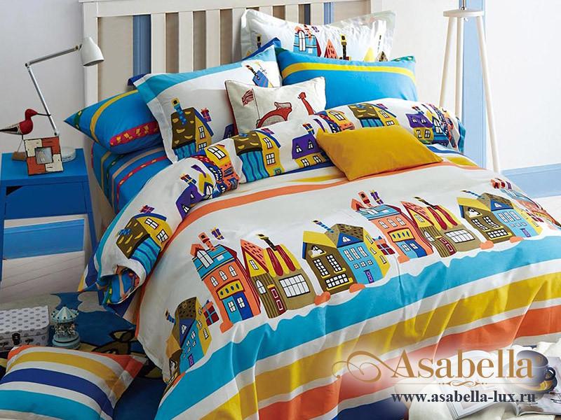 Комплект постельного белья Asabella 1021-4XS (размер 1,5-спальный)
