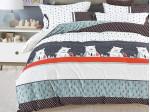Комплект постельного белья Asabella 1032-4S (размер 1,5-спальный)