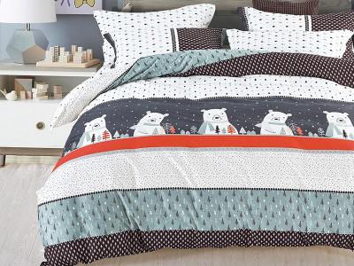 Комплект постельного белья Asabella 1032-4XS (размер 1,5-спальный)