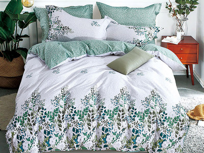 Комплект постельного белья Asabella 1033 (размер семейный)