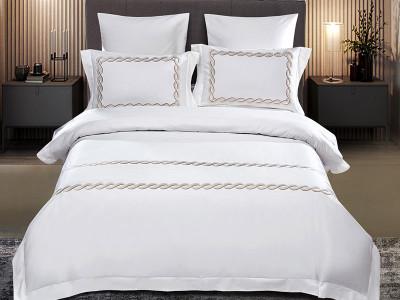 Комплект постельного белья Asabella 1040 (размер евро)