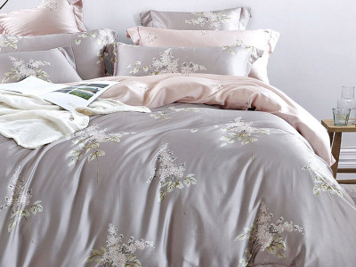 Комплект постельного белья Asabella 1048 (размер евро-плюс)