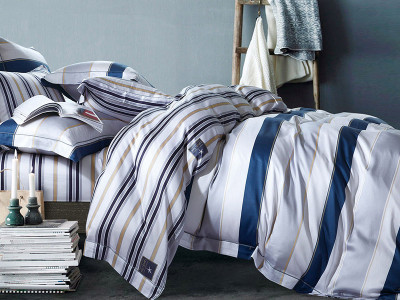 Комплект постельного белья Asabella 1050 (размер евро-плюс)