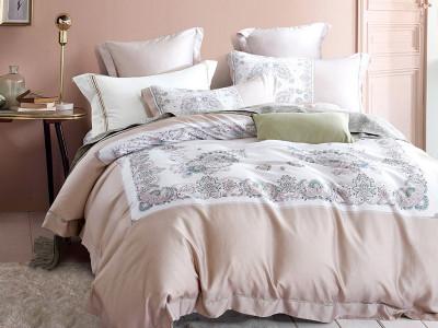 Комплект постельного белья Asabella 1056 (размер евро-плюс)