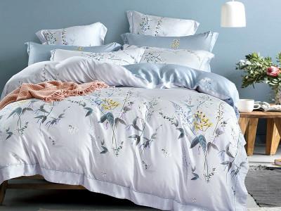 Комплект постельного белья Asabella 1057 (размер евро)