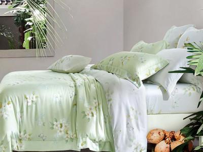 Комплект постельного белья Asabella 1058 (размер 1,5-спальный)