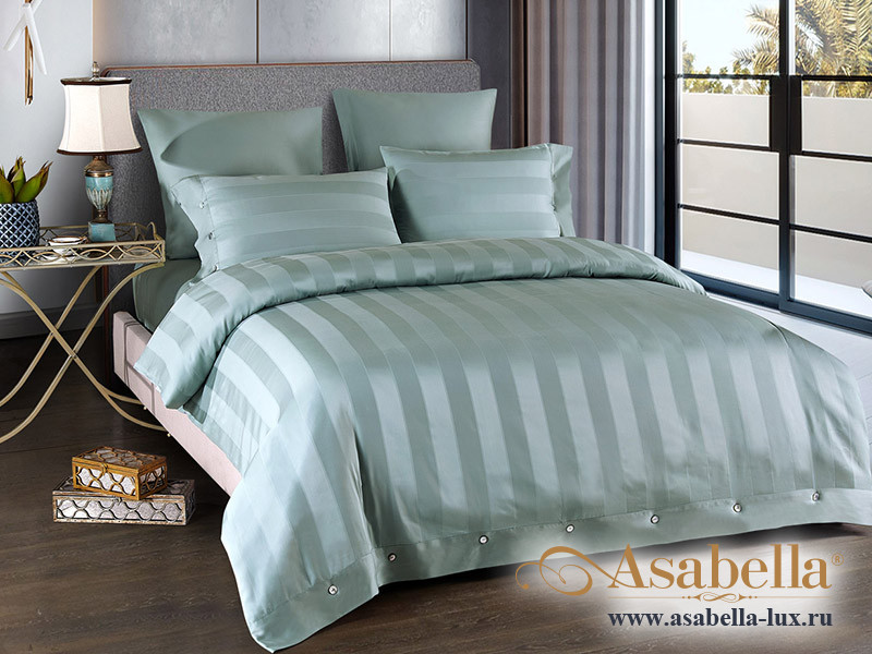 Комплект постельного белья Asabella 1072 (размер евро)