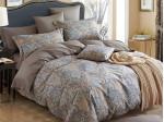 Комплект постельного белья Asabella 1078/180 на резинке (размер евро)