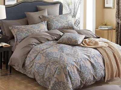 Комплект постельного белья Asabella 1078 (размер 1,5-спальный)