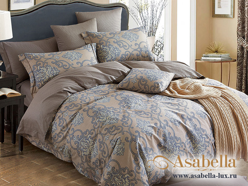 Комплект постельного белья Asabella 1078 (размер семейный)