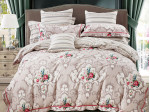 Комплект постельного белья Asabella 1079 (размер евро-плюс)