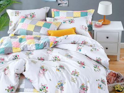 Комплект постельного белья Asabella 1082-4XS (размер 1,5-спальный)