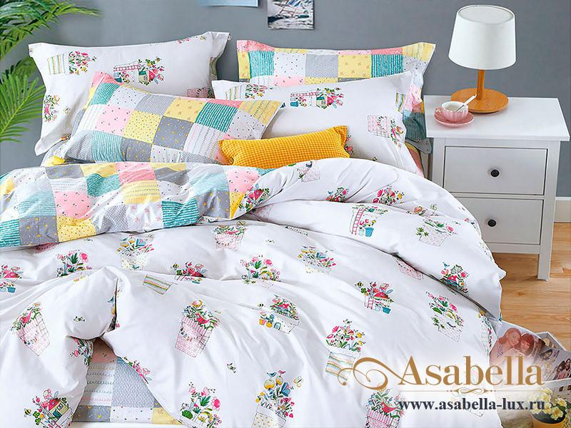 Комплект постельного белья Asabella 1082 (размер семейный)