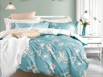 Комплект постельного белья Asabella 1083 (размер евро-плюс)