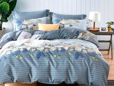 Комплект постельного белья Asabella 1084 (размер евро-плюс)