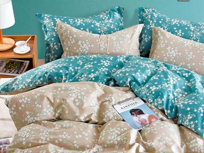 Комплект постельного белья Asabella 1085 (размер евро-плюс)