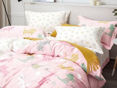 Комплект постельного белья Asabella 1086-4XS (размер 1,5-спальный)