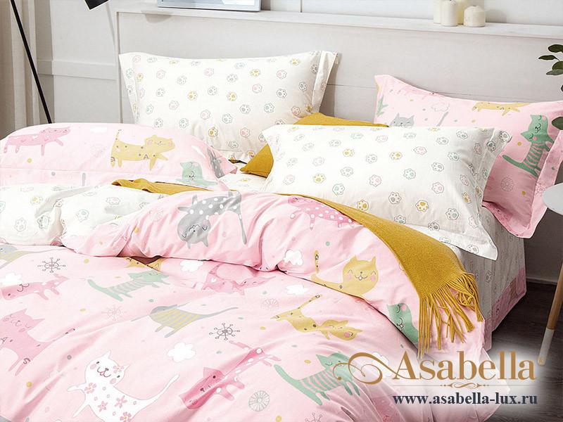Комплект постельного белья Asabella 1086-4S (размер 1,5-спальный)