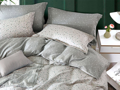 Комплект постельного белья Asabella 1087 (размер евро-плюс)
