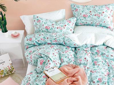 Комплект постельного белья Asabella 1090 (размер евро)
