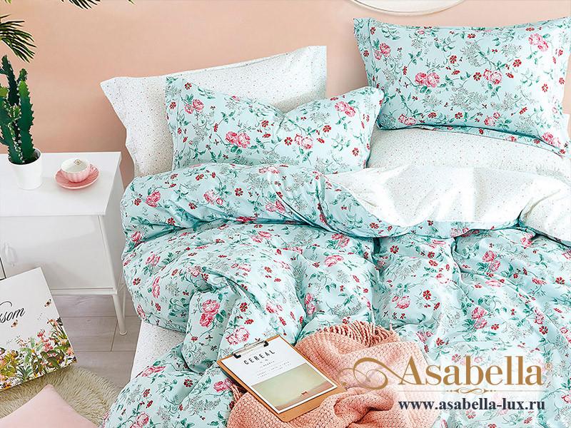 Комплект постельного белья Asabella 1090/160 на резинке (размер евро)