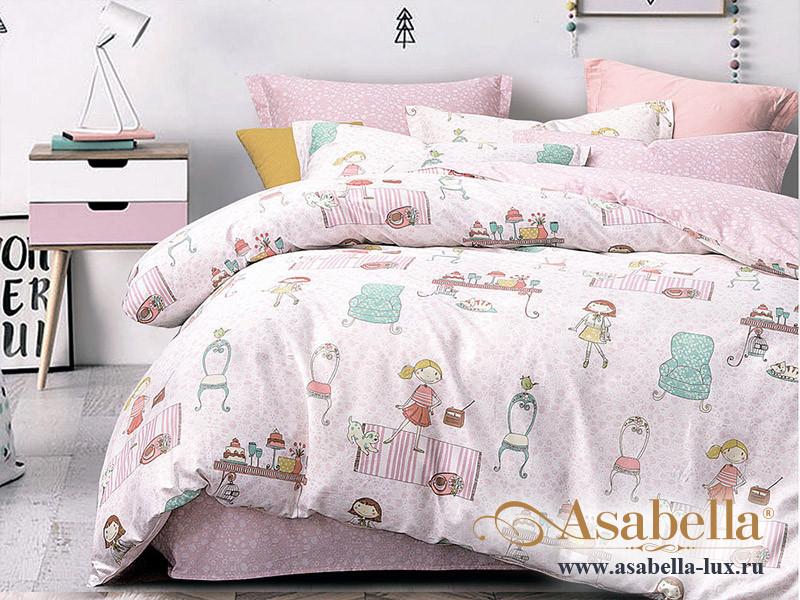 Комплект постельного белья Asabella 1091-4XS (размер 1,5-спальный)