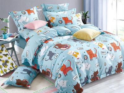 Комплект постельного белья Asabella 1093-4XS (размер 1,5-спальный)