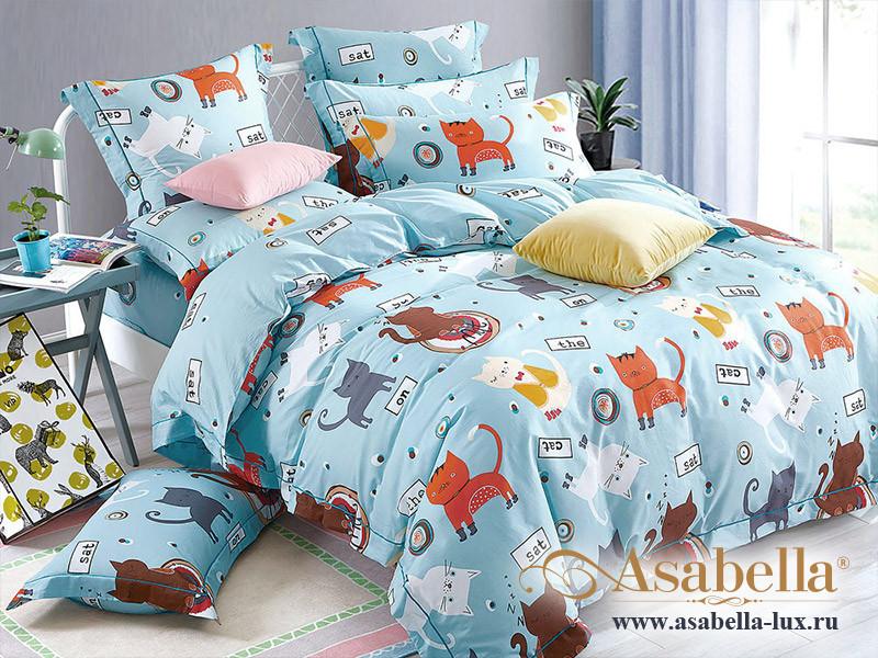 Комплект постельного белья Asabella 1093-4S (размер 1,5-спальный)