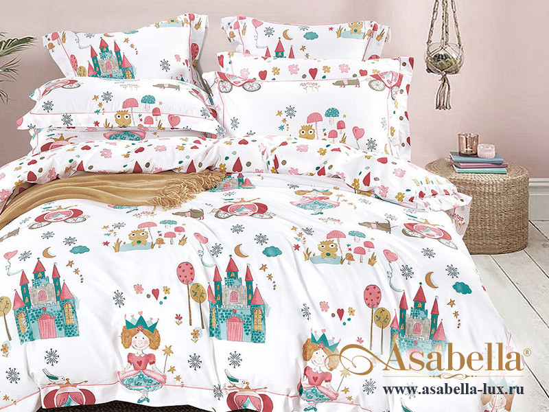 Комплект постельного белья Asabella 1094-4XS (размер 1,5-спальный)