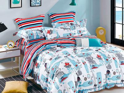 Комплект постельного белья Asabella 1098-4XS (размер 1,5-спальный)