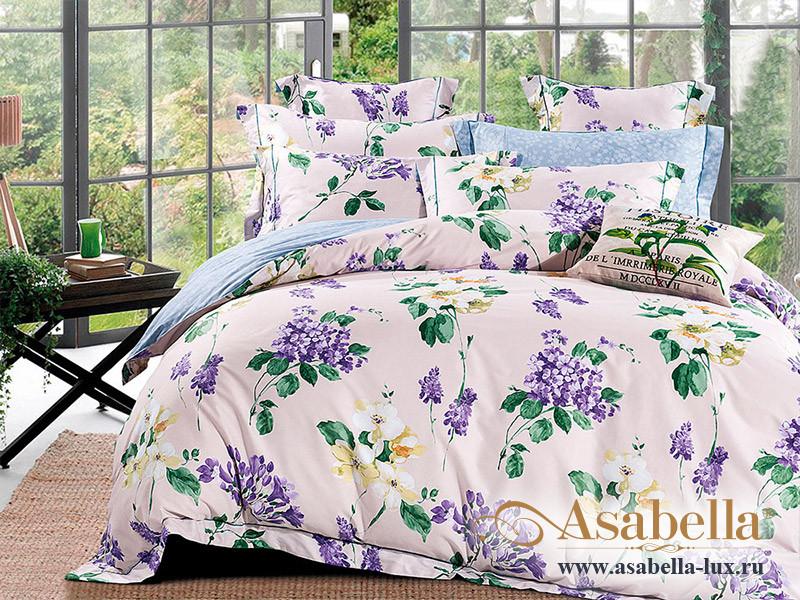 Комплект постельного белья Asabella 1100 (размер евро)