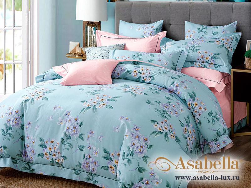 Комплект постельного белья Asabella 1103/160 на резинке (размер евро)