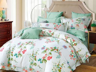 Комплект постельного белья Asabella 1110 (размер евро)
