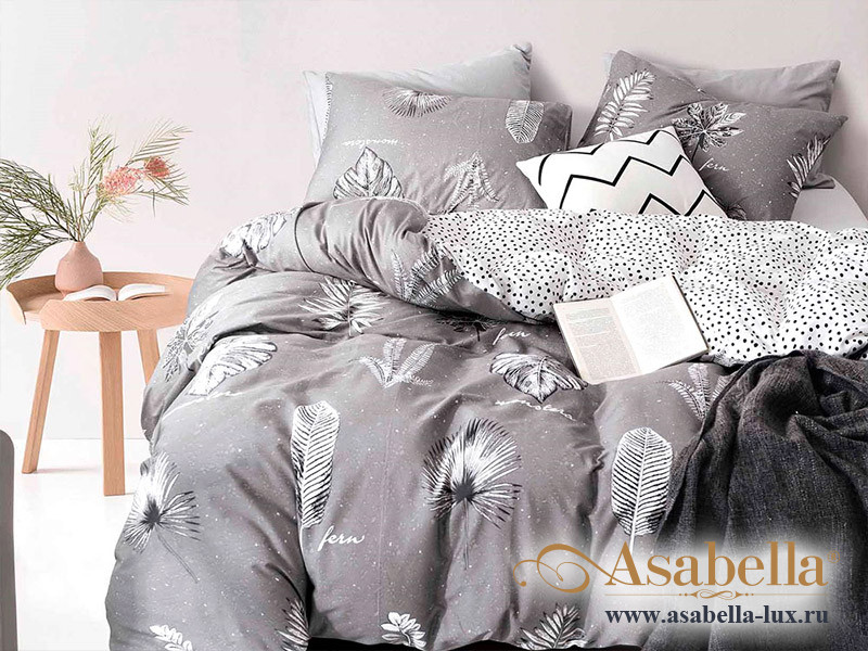 Комплект постельного белья Asabella 1115 (размер евро-плюс)