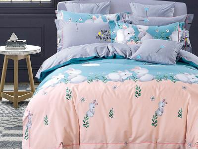Комплект постельного белья Asabella 1119-4XS (размер 1,5-спальный)