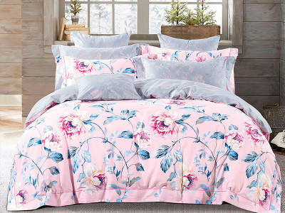 Комплект постельного белья Asabella 1120 (размер 1,5-спальный)