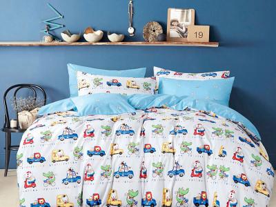 Комплект постельного белья Asabella 1123-4S (размер 1,5-спальный)