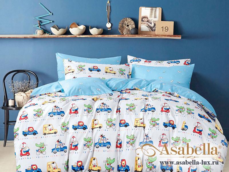 Комплект постельного белья Asabella 1123-4XS (размер 1,5-спальный)