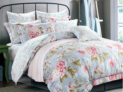 Комплект постельного белья Asabella 1130 (размер 1,5-спальный)