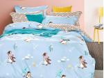 Комплект постельного белья Asabella 1132-4XS (размер 1,5-спальный)