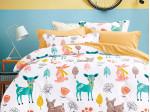Комплект постельного белья Asabella 1135-4XS (размер 1,5-спальный)