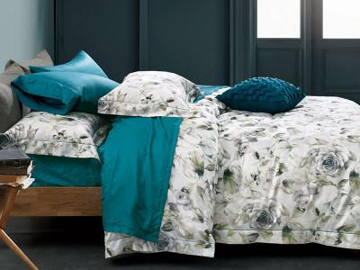 Комплект постельного белья Asabella 1140 (размер 1,5-спальный)
