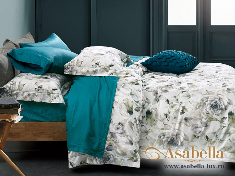 Комплект постельного белья Asabella 1140 (размер евро)
