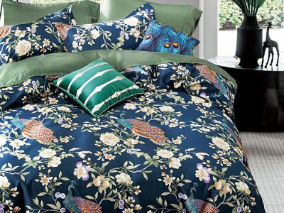 Комплект постельного белья Asabella 1141 (размер евро)